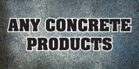 Any Concrete Products