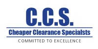 C.C.S. Cheaper Clearance Specialsts