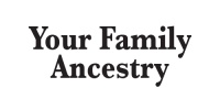 Your Family Ancestry