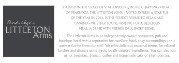 Penkridge's Littleton Arms