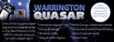 Warrington Quasar