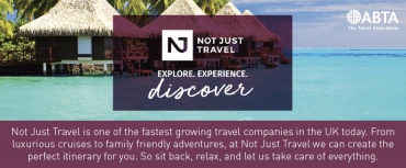 Not Just Travel - Lisa Russell