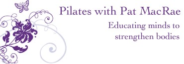 Pilates with Pat MacRae