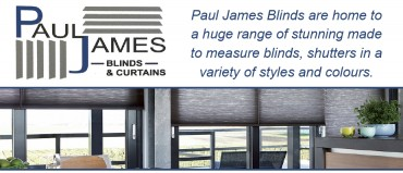 Paul James Blinds & Curtains