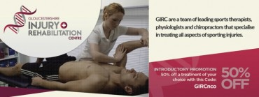 Gloucestershire Injury Rehabilitation Centre