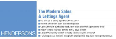 Hendersons Estate Agents