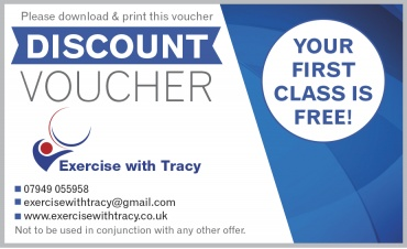 Exercise with Tracy