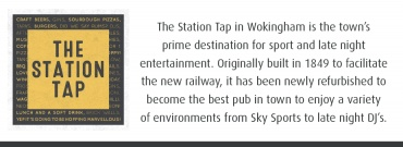 The Station Tap