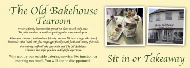 The Old Bakehouse Tearoom