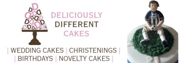 Deliciously Different Cakes