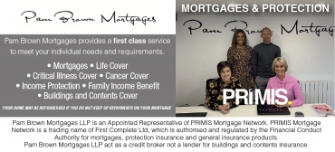 Pam Brown Mortgages