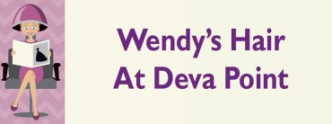 Wendy's Hair At Deva Point