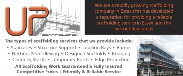 Up Scaffolding Ltd