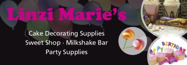 Linzi Marie's Cake Decorating Supplies