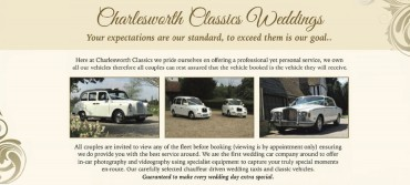 Charlesworth Classic Weddings