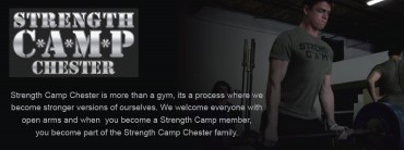 Strength Camp Chester