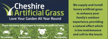 Cheshire Artifical Grass