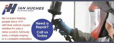 Ian Hughes Motor Body Repairs