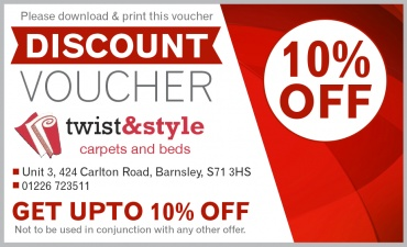Twist & Style Carpets and Beds