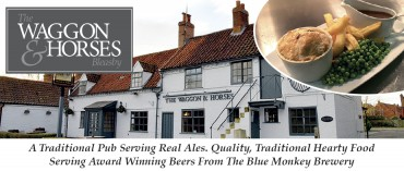 The Waggon & Horses Bleasby