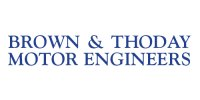 Brown and Thoday Motor Engineers