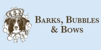 Barks, Bubbles and Bows