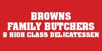 Browns Family Butchers