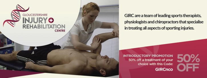 Click here to visit Gloucestershire Injury Rehabilitation Centre