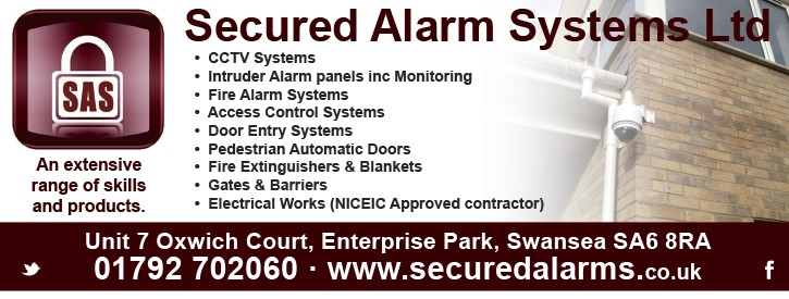 Click here to visit Secured Alarm Systems Ltd
